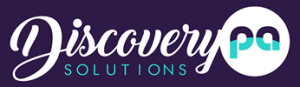 Discovery PA solutions logo | Virtual Assistant Kent